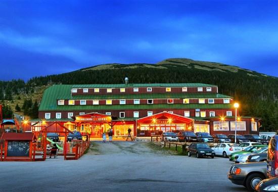 Hotel Špindlerova Bouda - Evropa