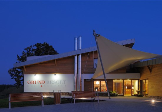 Grund Resort Golf & Ski - Krkonoše -