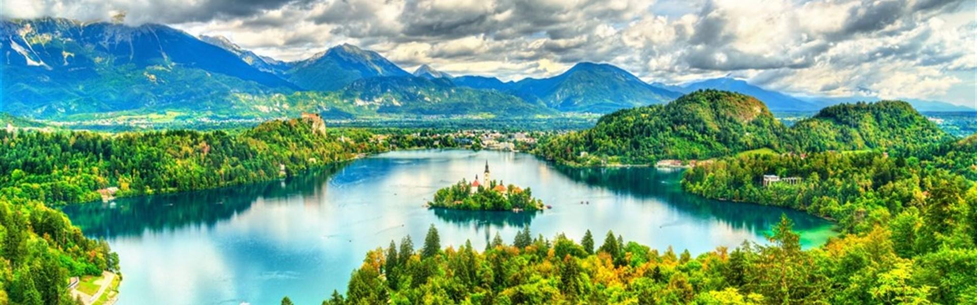 Krásy Slovinska - 8 dní/7 nocí - dlouhý okruh -