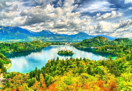 Krásy Slovinska - 8 dní/7 nocí - dlouhý okruh - Slovinsko