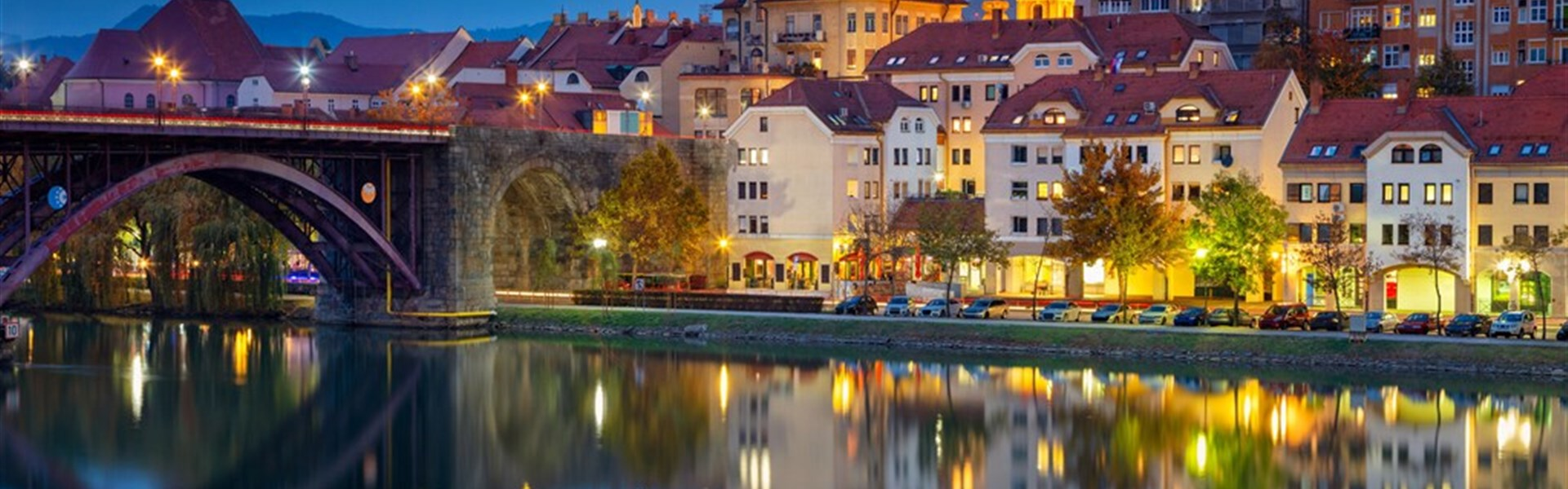Krásy Slovinska - 8 dní/7 nocí - dlouhý okruh s lázněmi -