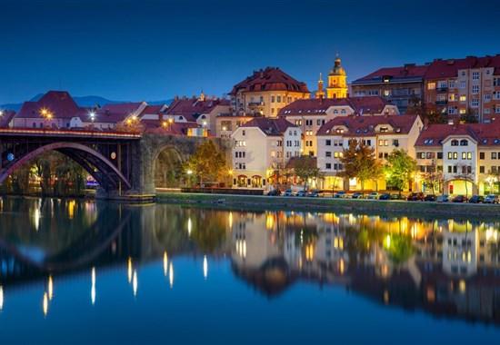 Krásy Slovinska - 8 dní/7 nocí - dlouhý okruh s lázněmi -  -