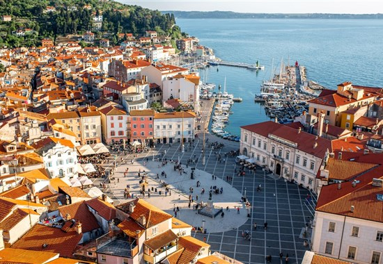 Krásy Slovinska - 7 dní/6 nocí - krátký okruh -  -