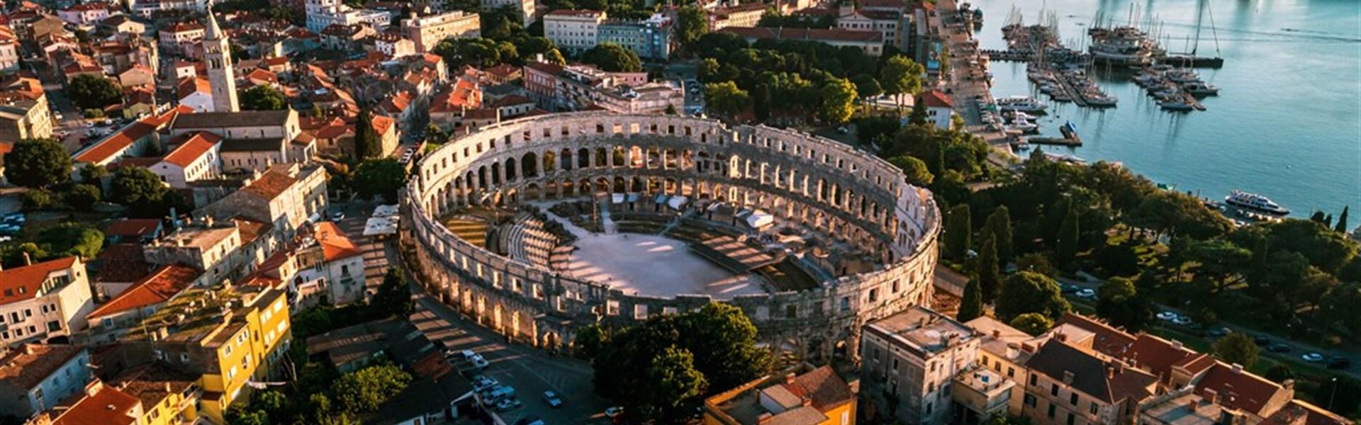 Krásy Slovinska a Istrie - 8 dní/7 nocí -