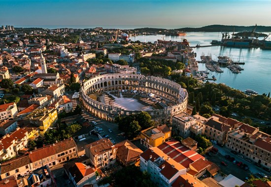 Krásy Slovinska a Istrie - 8 dní/7 nocí - Chorvatsko -