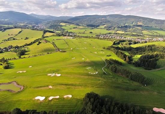 Krkonoše - Golfový balíček Stay&Play - Grund Resort - Evropa