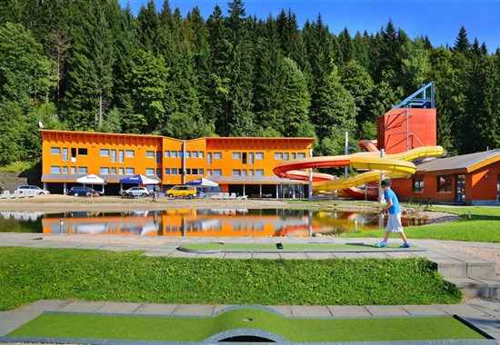 Hotel Aquapark - Česká republika -