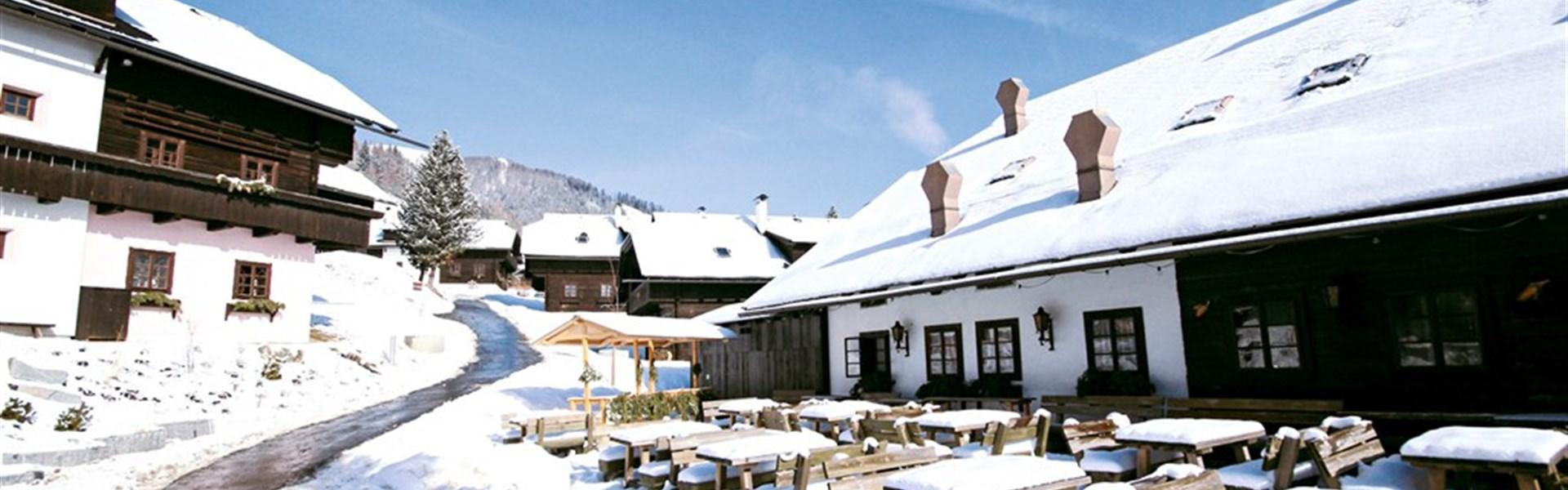 Marco Polo - Kirchleitn Dorf Grosswild -