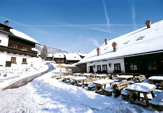 Kirchleitn Dorf Grosswild - Evropa