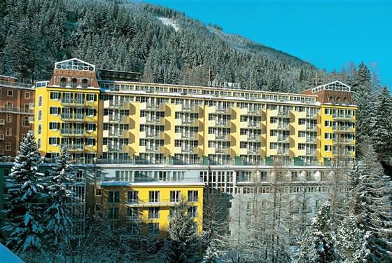 Marco Polo - MONDI Hotel Bellevue Gastein -