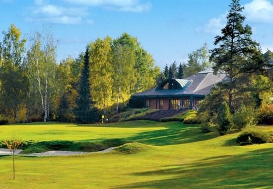 Golf na 2 různých hřištích a pobyt na Růži - Západočeské lázně -