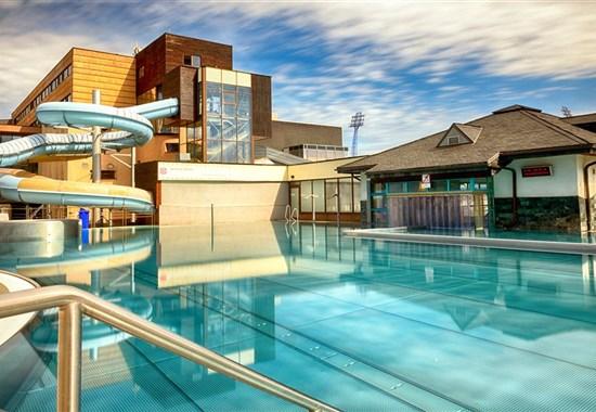 Hotel Riverside AquaCity Poprad - Vysoké Tatry -