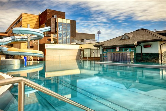 Marco Polo - Hotel Riverside AquaCity Poprad -