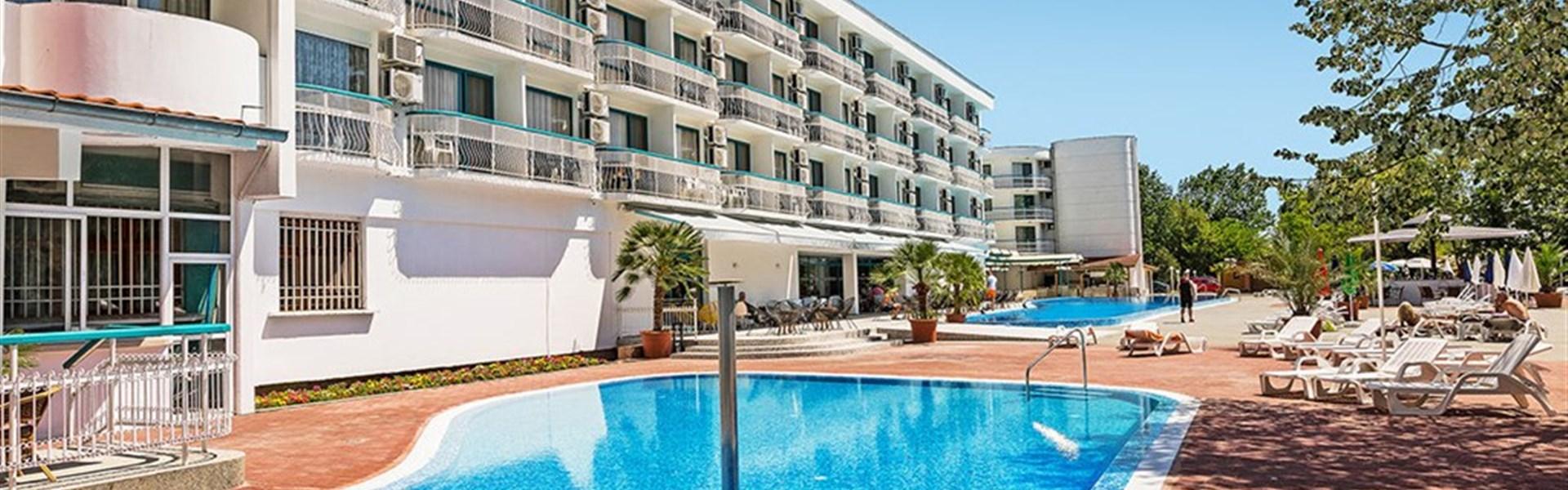 Hotel Zefir Beach (3*) -