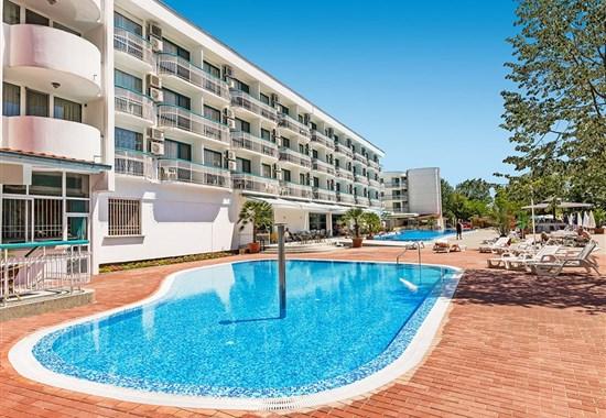 Hotel Zefir Beach (3*) - Bulharsko -