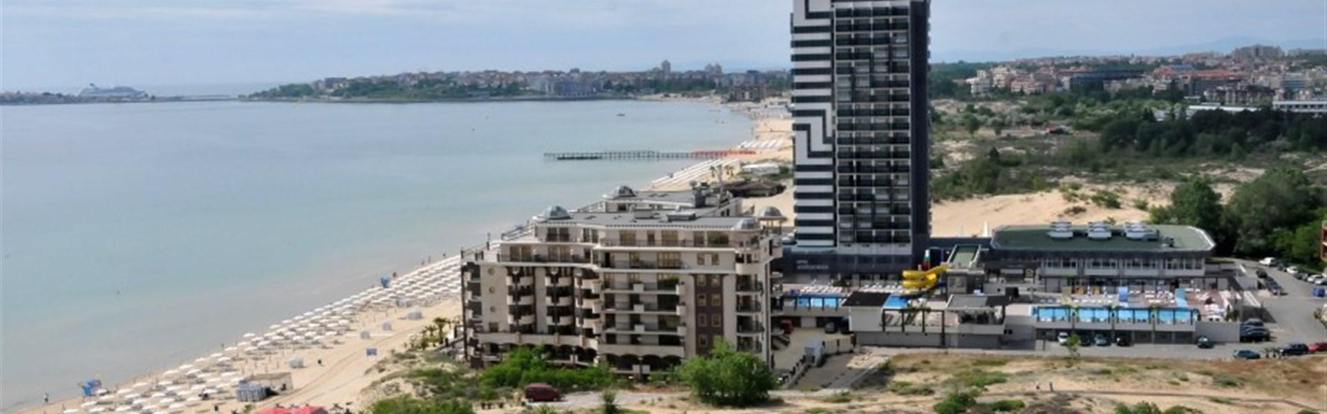 Burgas Beach -