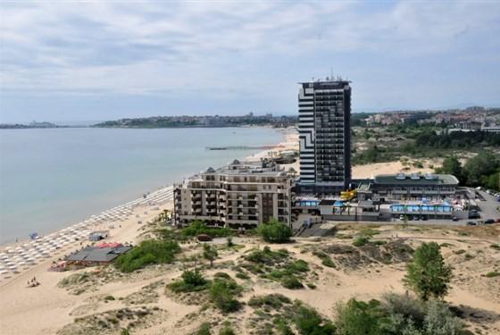 Marco Polo - Burgas Beach -