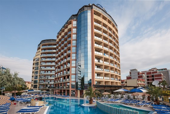 Marco Polo - Hotel Meridian -