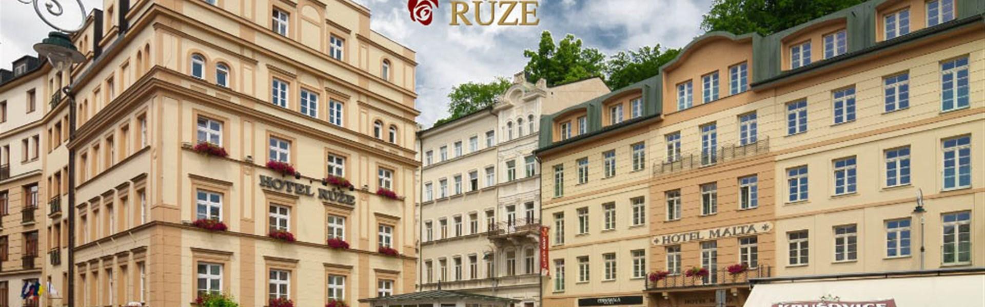 Hotel Růže -