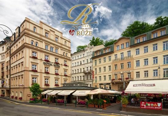 Hotel Růže - Západočeské lázně -