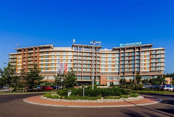Marco Polo - Aquaworld Resort Budapešť -