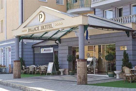 Marco Polo - Hotel Palace Hévíz -