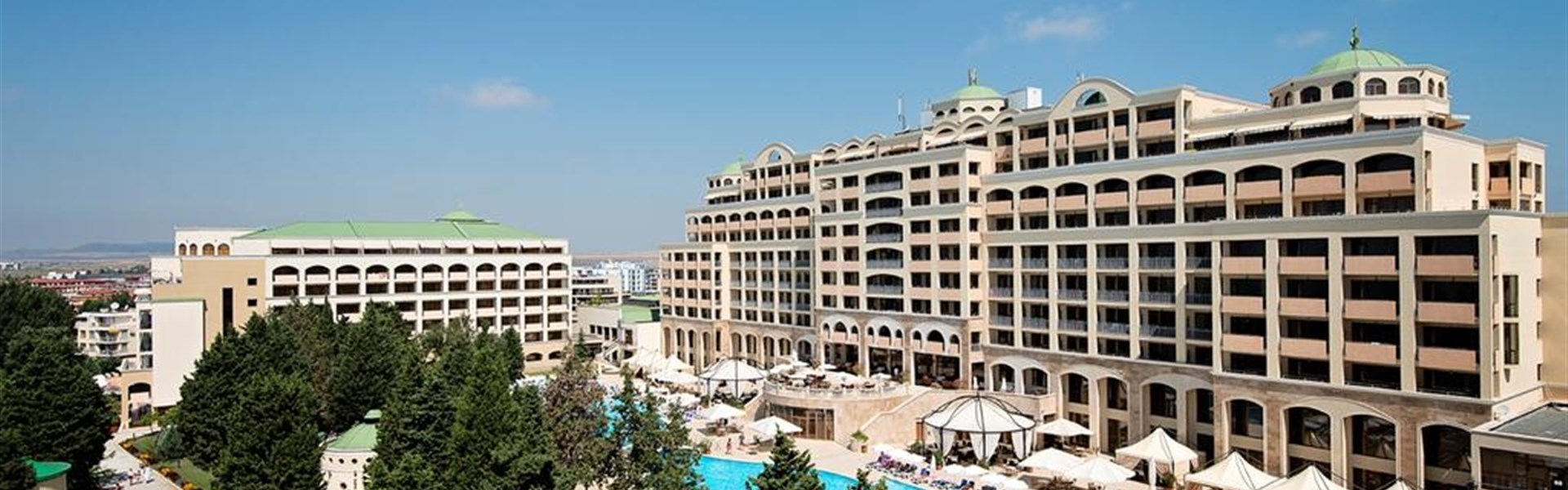 Sol Nessebar Palace (5*) All inclusive -