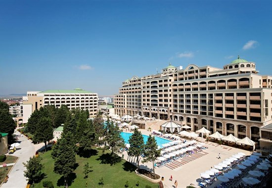 Sol Nessebar Palace (5*) All inclusive - Evropa