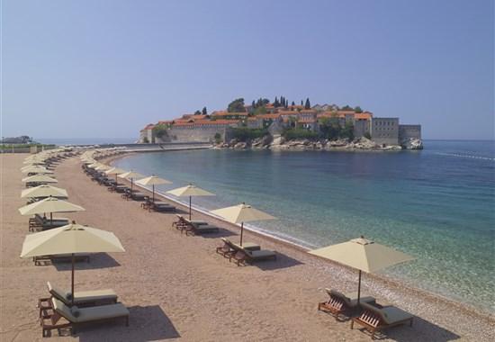 Aman Resort Sveti Stefan - Evropa -