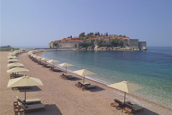 Marco Polo - Aman Resort Sveti Stefan -