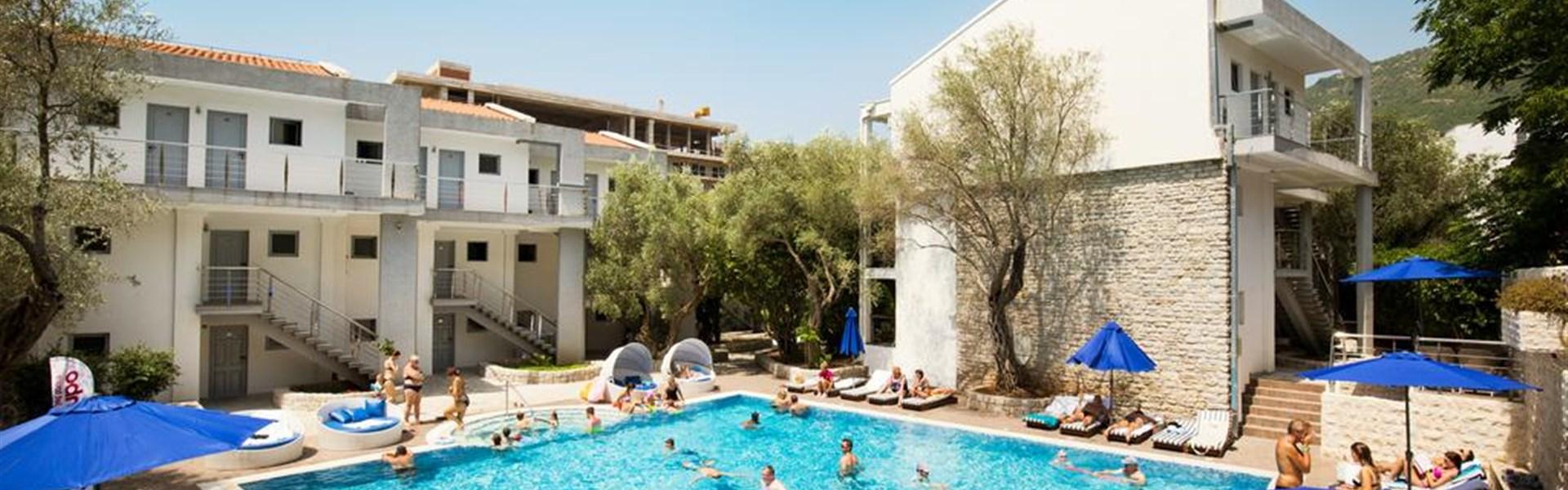 Marco Polo - Hotel Vile Oliva -