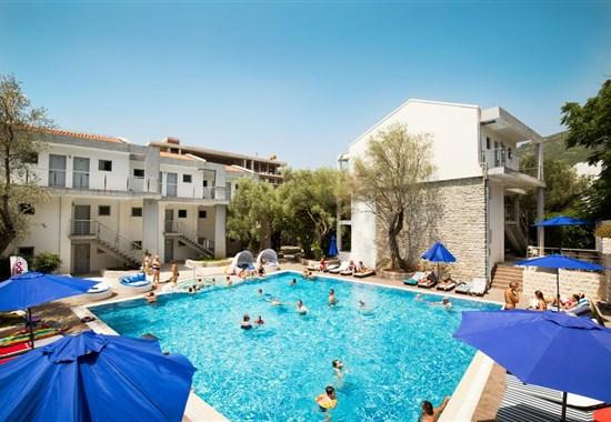 Hotel Vile Oliva - Černá Hora -