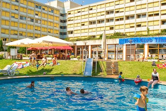 Marco Polo - Hotel Club Tihany -