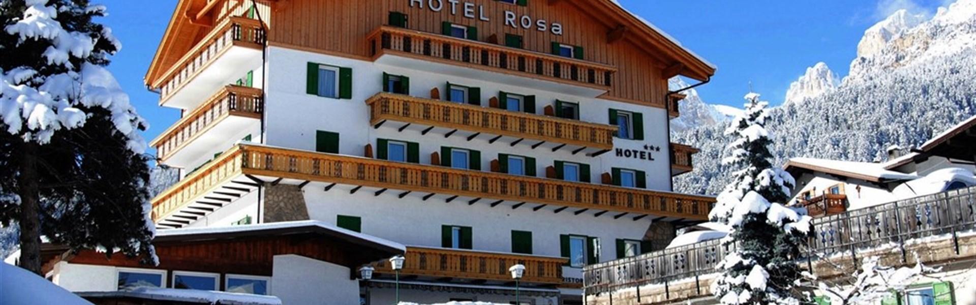 Marco Polo - Hotel Rosa -