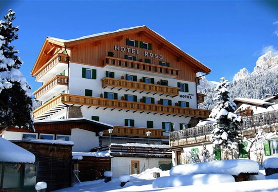 Hotel Rosa - Evropa