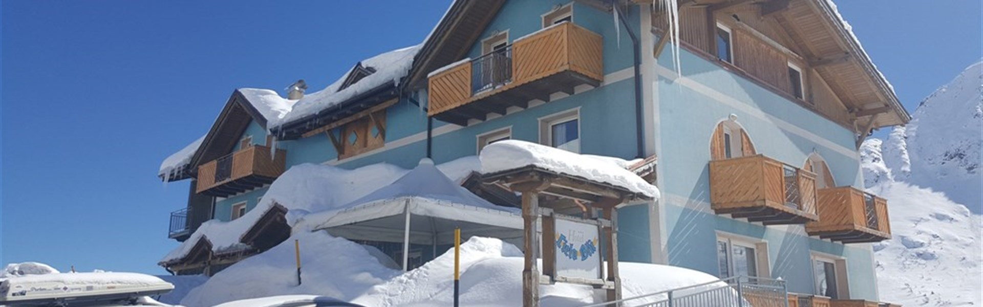 Marco Polo - Hotel Cielo Blu -