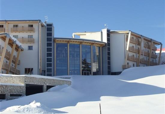 Hotel Le Blanc - Monte Bondone -