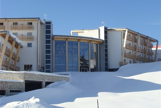 Marco Polo - Hotel Le Blanc -