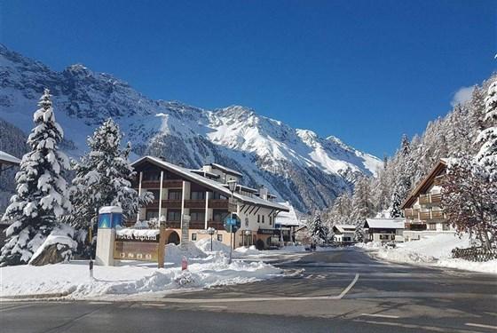 Marco Polo - Hotel Alpina Mountain Resort -