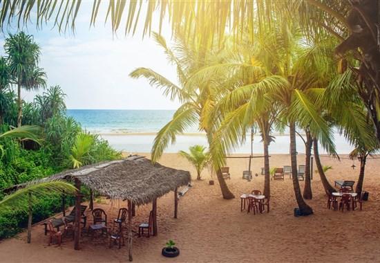Velikonoce na Srí Lance s českým průvodcem a pobytem u moře -  -