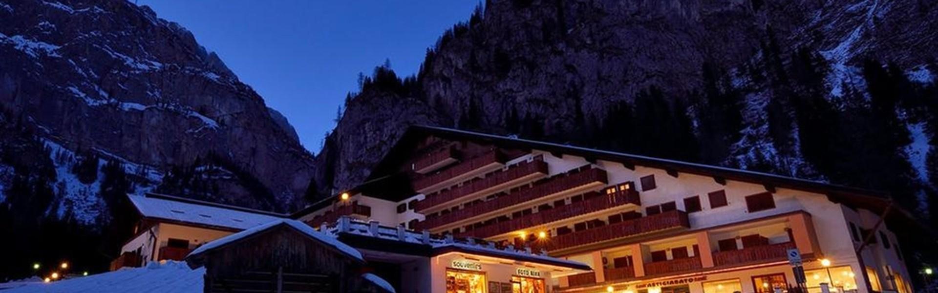 Hotel Principe Marmolada -