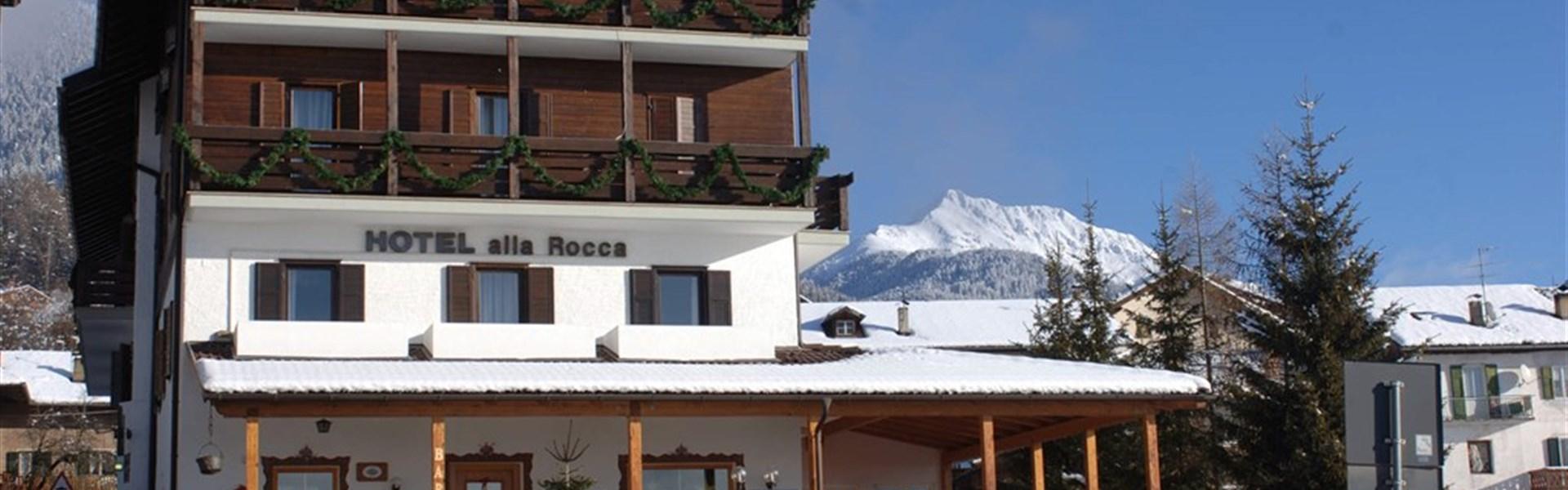 Hotel Alla Rocca -