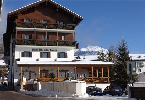 Hotel Alla Rocca - Evropa