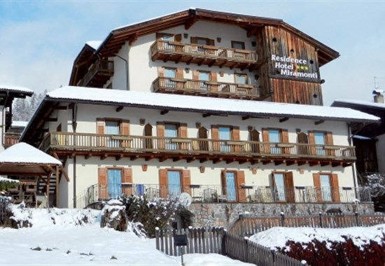 Residence Miramonti - Val di Fiemme -