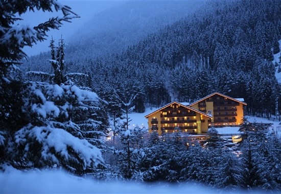 Family & Wellness Hotel Shandranj - Dolomiti Superski -