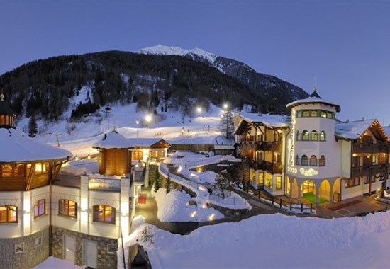 Kristiania Pure Nature Hotel & Spa - Val di Sole - Pejo -