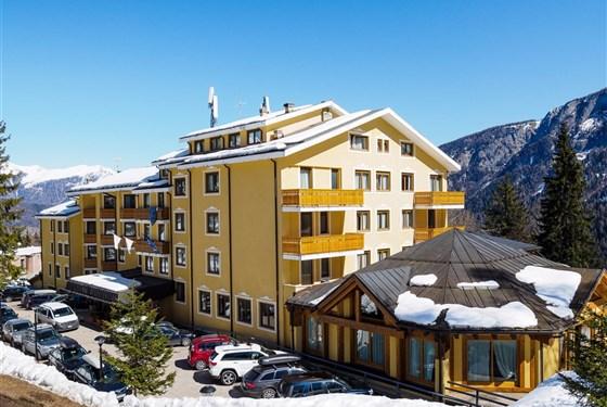 Marco Polo - Park Hotel Folgarida -