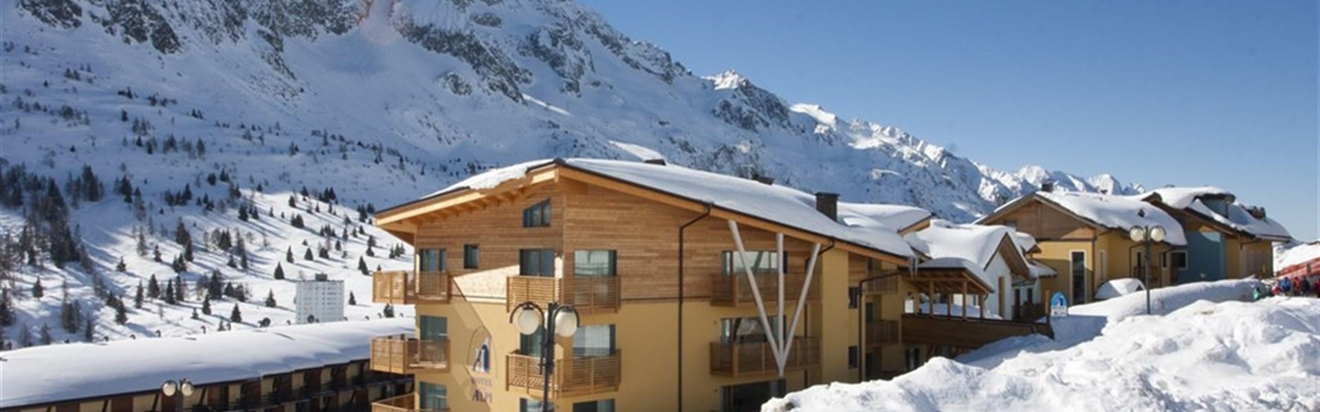 Hotel Delle Alpi -