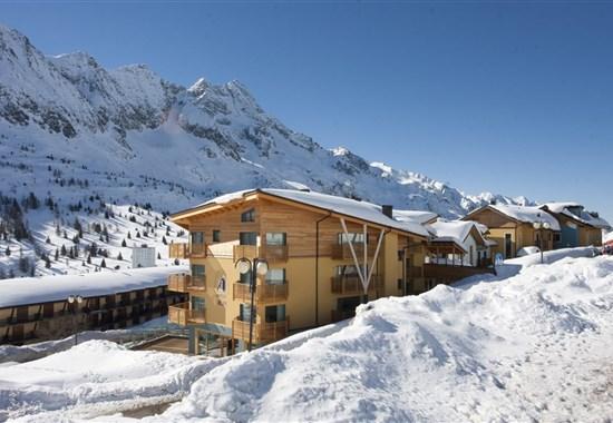 Hotel Delle Alpi - Evropa