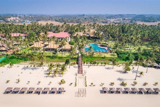Marco Polo - Eskala Hotel & Resort -